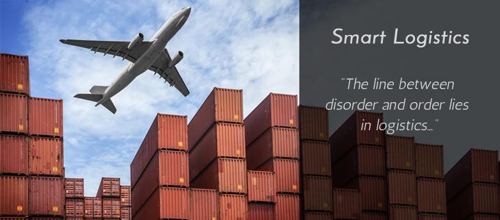 Smart Logistics Sinospain