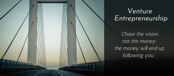 Venture Entrepreneurship Sinospain